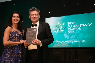 Irish Accountancy Awards - Winner of CSR Initiative of Year